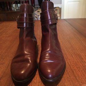 Joan & David Ankle Boots Size 8